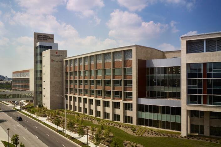 I U Cancer Center